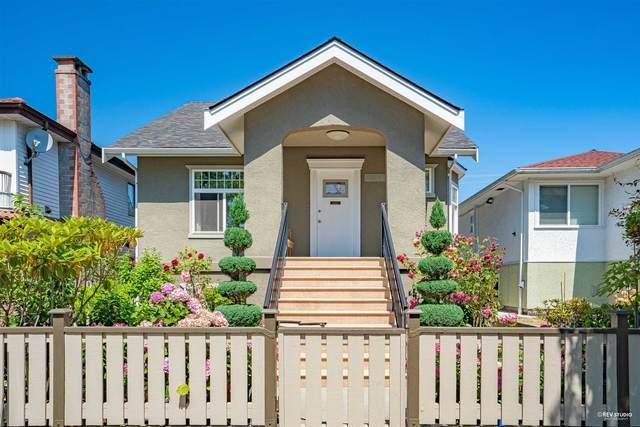 2755 E 2ND Avenue, Vancouver, BC V5M 1E2 (#R2606051) :: Macdonald Realty