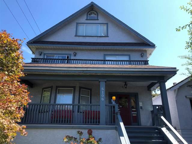 6106 Chester Street, Vancouver, BC V5W 3C1 (#R2606093) :: Premiere Property Marketing Team