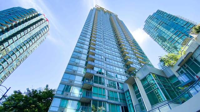 1328 W Pender Street #2603, Vancouver, BC V6E 4T1 (#R2606100) :: RE/MAX City Realty