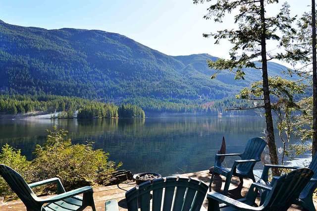 9270 W Sakinaw Lake, Pender Harbour, BC V0N 2H1 (#R2606119) :: RE/MAX City Realty