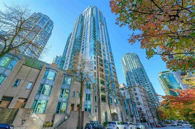 1238 Melville Street #216, Vancouver, BC V6E 4N2 (#R2606120) :: RE/MAX City Realty
