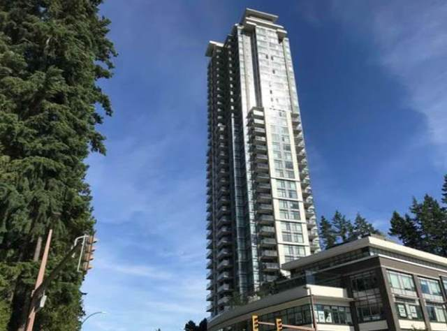 3080 Lincoln Avenue #701, Coquitlam, BC V3B 0L9 (#R2606129) :: Ben D'Ovidio Personal Real Estate Corporation | Sutton Centre Realty
