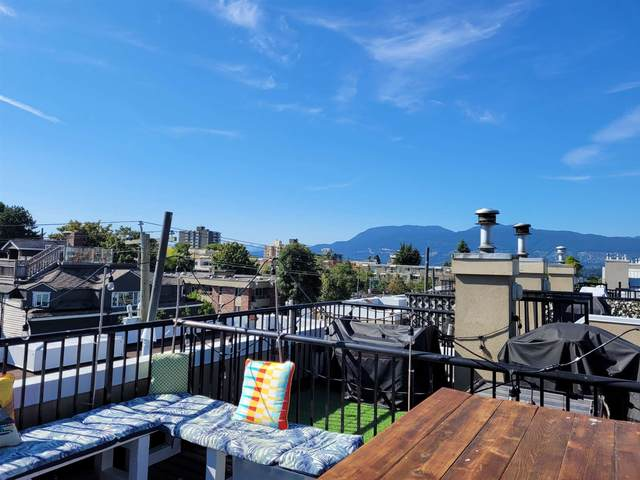 2190 W 5TH Avenue #201, Vancouver, BC V6K 1S2 (#R2606161) :: RE/MAX City Realty