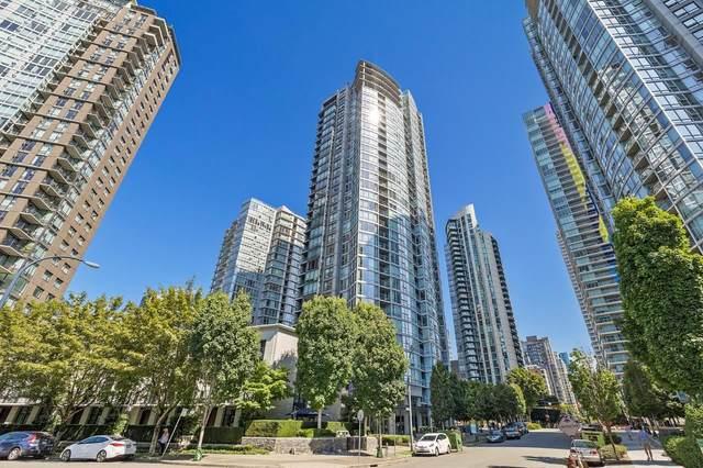 1495 Richards Street #708, Vancouver, BC V6Z 3E3 (#R2606162) :: RE/MAX City Realty