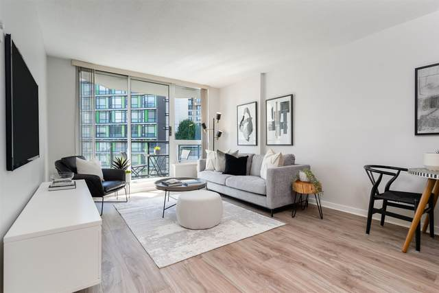 1212 Howe Street #907, Vancouver, BC V6Z 2M9 (#R2606200) :: 604 Realty Group