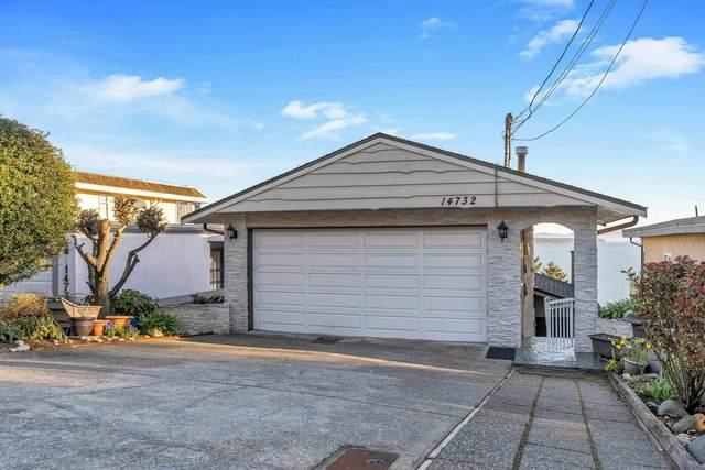 14732 Oxenham Avenue, White Rock, BC V4B 2H7 (#R2606203) :: 604 Realty Group