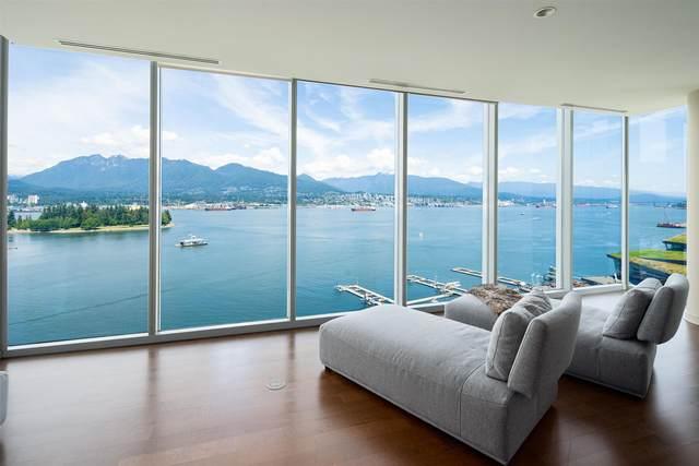 1169 W Cordova Street #2200, Vancouver, BC V6C 3T1 (#R2606217) :: Premiere Property Marketing Team