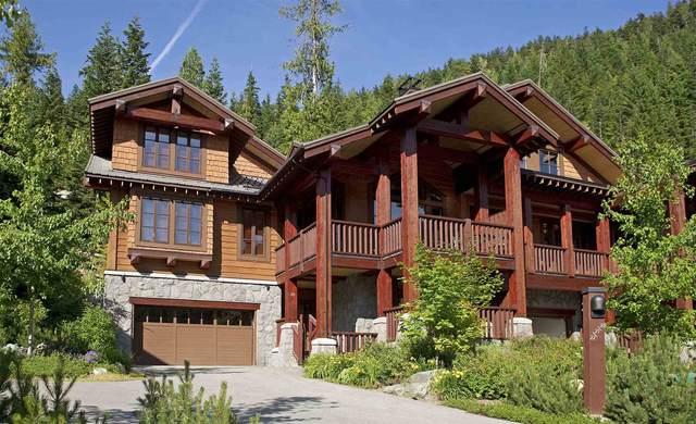 2300 Nordic Drive 16G, Whistler, BC V8E 0A6 (#R2606226) :: Premiere Property Marketing Team