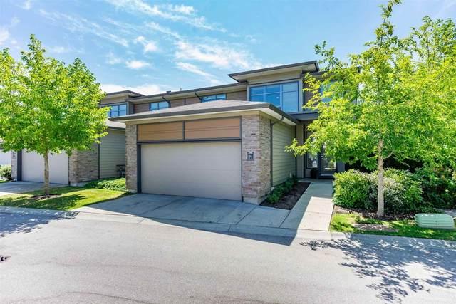 2603 162 Street #71, Surrey, BC V3Z 2L4 (#R2606237) :: RE/MAX City Realty