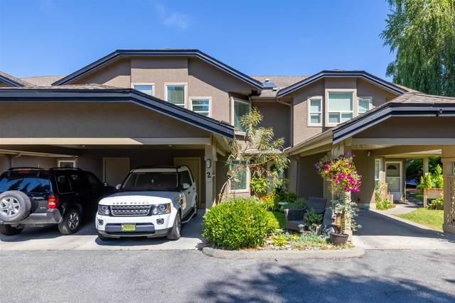 12880 Railway Avenue #2, Richmond, BC V7E 6G1 (#R2606242) :: Ben D'Ovidio Personal Real Estate Corporation | Sutton Centre Realty