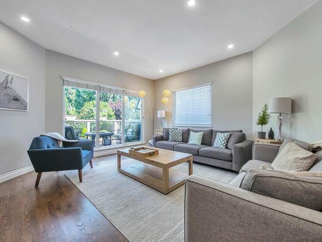231 E 17TH Street C, North Vancouver, BC V7L 2V8 (#R2606251) :: Ben D'Ovidio Personal Real Estate Corporation   Sutton Centre Realty