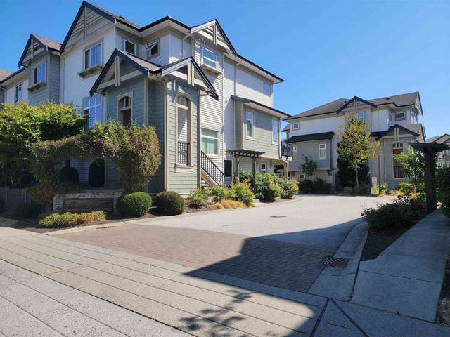 8418 163 Street #19, Surrey, BC V4N 6K8 (#R2606266) :: Ben D'Ovidio Personal Real Estate Corporation | Sutton Centre Realty