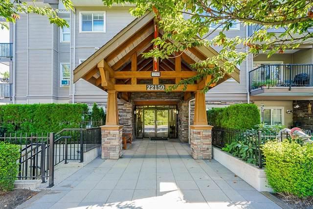 22150 Dewdney Trunk Road #213, Maple Ridge, BC V2X 3H6 (#R2606280) :: Ben D'Ovidio Personal Real Estate Corporation   Sutton Centre Realty