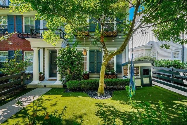 688 Edgar Avenue #38, Coquitlam, BC V3K 0A5 (#R2606284) :: Ben D'Ovidio Personal Real Estate Corporation | Sutton Centre Realty