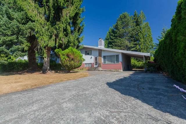 1831 Woodvale Avenue, Coquitlam, BC V3J 3H3 (#R2606336) :: Ben D'Ovidio Personal Real Estate Corporation   Sutton Centre Realty