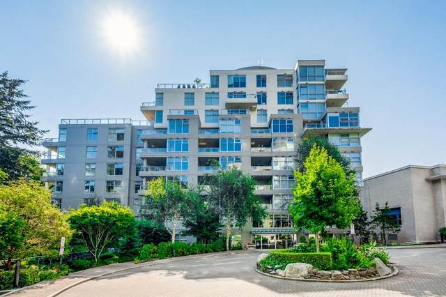 9262 University Crescent #607, Burnaby, BC V5A 0A4 (#R2606366) :: Ben D'Ovidio Personal Real Estate Corporation | Sutton Centre Realty