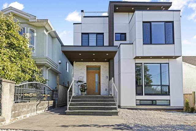 2710 E 7TH Avenue, Vancouver, BC V5M 1T7 (#R2606372) :: 604 Realty Group