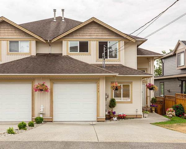 1018 Madore Avenue, Coquitlam, BC V3K 3B5 (#R2606386) :: Ben D'Ovidio Personal Real Estate Corporation   Sutton Centre Realty