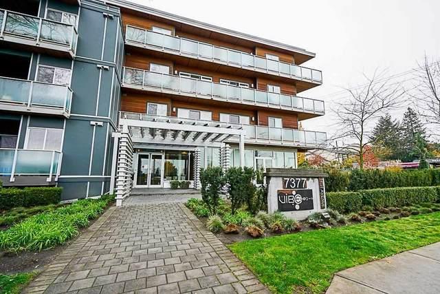 7377 14TH Avenue #405, Burnaby, BC V3N 1Z7 (#R2606403) :: 604 Realty Group