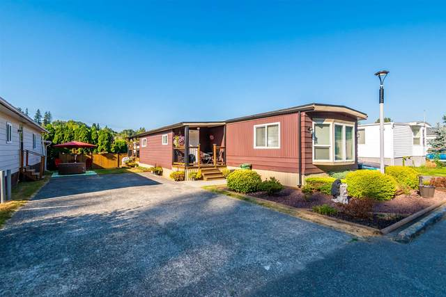 3300 Horn Street #140, Abbotsford, BC V2S 7Y7 (#R2606407) :: Ben D'Ovidio Personal Real Estate Corporation   Sutton Centre Realty