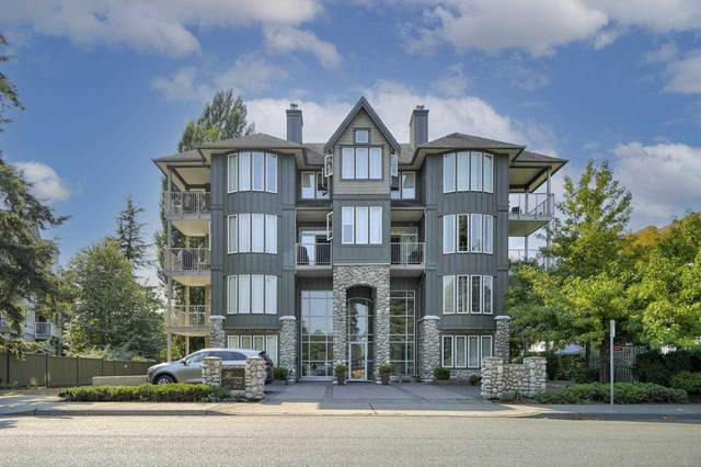 5475 201 Street #107, Langley, BC V3A 1P8 (#R2606424) :: Ben D'Ovidio Personal Real Estate Corporation   Sutton Centre Realty