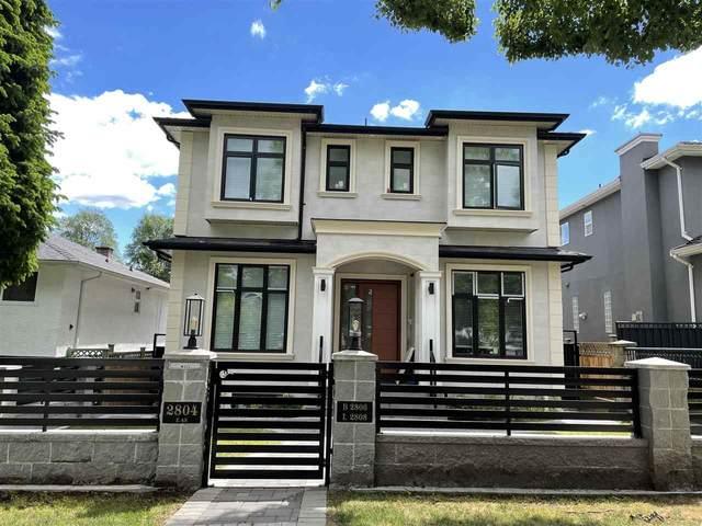 2804 E 45TH Avenue, Vancouver, BC V5R 3C4 (#R2606428) :: Ben D'Ovidio Personal Real Estate Corporation   Sutton Centre Realty