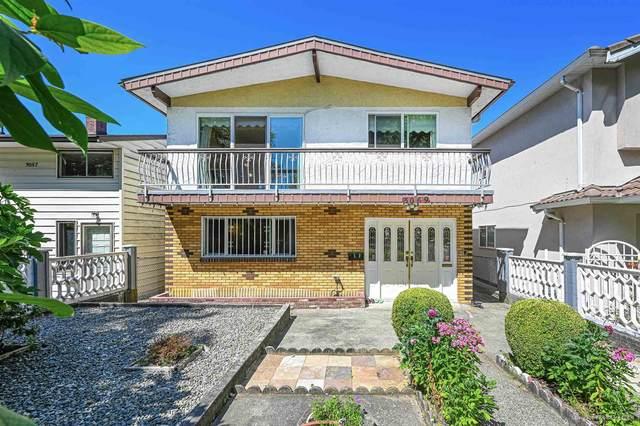 3069 E 25TH Avenue, Vancouver, BC V5R 1J3 (#R2606461) :: Ben D'Ovidio Personal Real Estate Corporation   Sutton Centre Realty