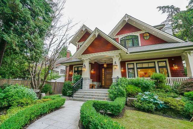 4388 Osler Street, Vancouver, BC V6H 2X7 (#R2606506) :: 604 Realty Group