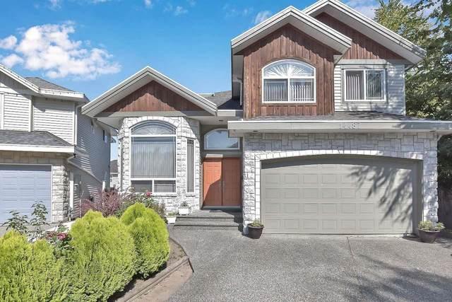 14487 73A Avenue, Surrey, BC V4E 1Z3 (#R2606542) :: Ben D'Ovidio Personal Real Estate Corporation | Sutton Centre Realty