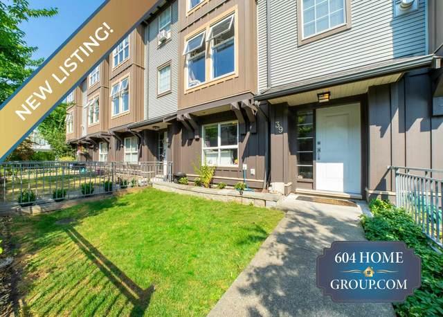 18777 68A Avenue #39, Surrey, BC V4N 0Z7 (#R2606583) :: 604 Realty Group