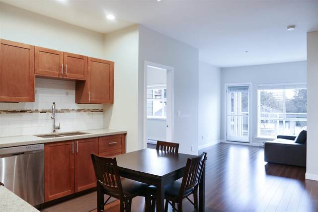 5655 Inman Avenue #206, Burnaby, BC V5H 2M2 (#R2606615) :: Ben D'Ovidio Personal Real Estate Corporation | Sutton Centre Realty