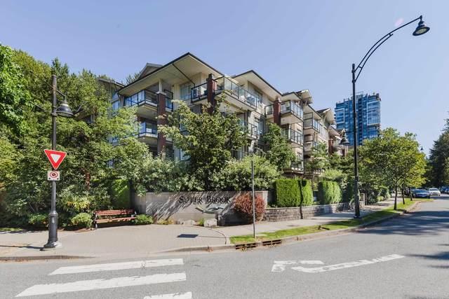 100 Capilano Road #103, Port Moody, BC V3H 5M9 (#R2606625) :: Ben D'Ovidio Personal Real Estate Corporation | Sutton Centre Realty