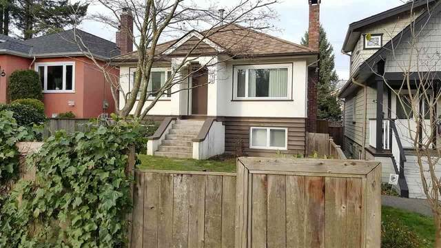 4343 W 15TH Avenue, Vancouver, BC V6R 3A9 (#R2606660) :: 604 Realty Group