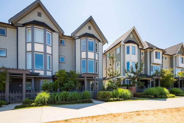 8138 204 Street #121, Langley, BC V2Y 0T4 (#R2606683) :: 604 Realty Group