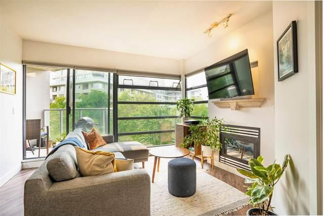 2228 Marstrand Avenue #404, Vancouver, BC V6K 4T1 (#R2606691) :: Ben D'Ovidio Personal Real Estate Corporation | Sutton Centre Realty