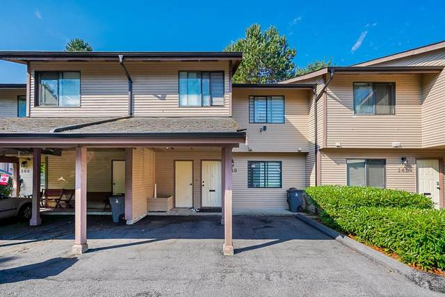 7317 140 Street #143, Surrey, BC V3W 5J6 (#R2606692) :: Ben D'Ovidio Personal Real Estate Corporation | Sutton Centre Realty