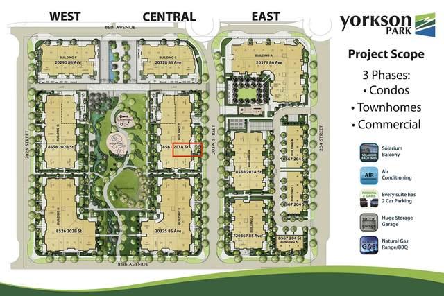 8561 203 Street #103, Langley, BC V0V 0V0 (#R2606698) :: 604 Realty Group