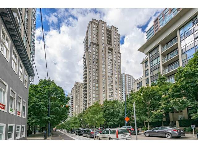 969 Richards Street #1005, Vancouver, BC V6B 1A8 (#R2606704) :: 604 Realty Group