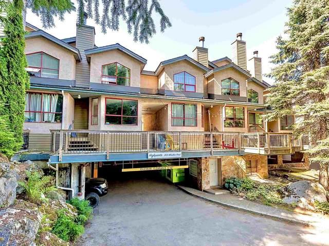 2101 Whistler Road #1, Whistler, BC V8E 0R3 (#R2606712) :: Ben D'Ovidio Personal Real Estate Corporation   Sutton Centre Realty