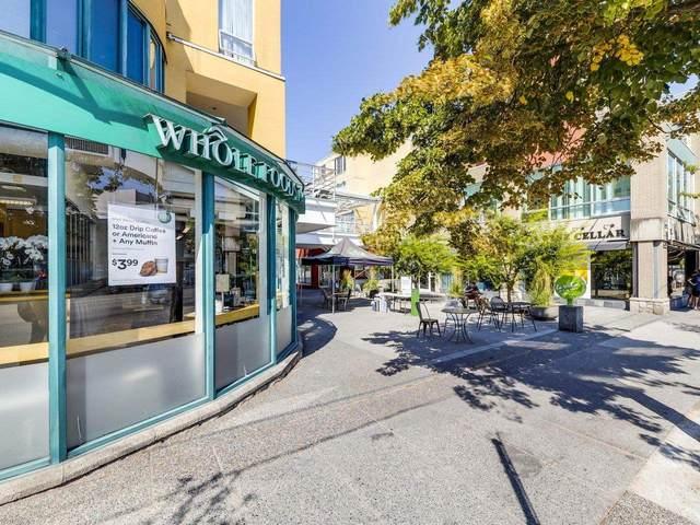 2255 W 4TH Avenue #415, Vancouver, BC V6K 1N9 (#R2606731) :: Ben D'Ovidio Personal Real Estate Corporation | Sutton Centre Realty