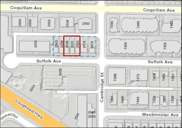 2023 Suffolk Avenue, Port Coquitlam, BC V3B 1H4 (#R2606732) :: Ben D'Ovidio Personal Real Estate Corporation | Sutton Centre Realty