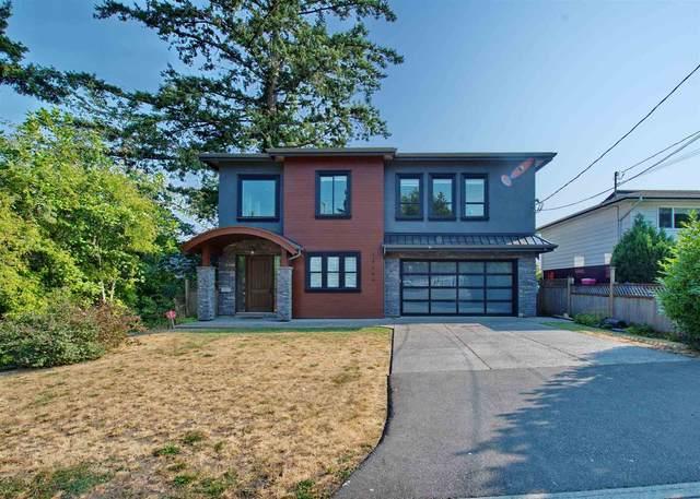 15764 Buena Vista Avenue, White Rock, BC V4B 2A1 (#R2606780) :: 604 Realty Group