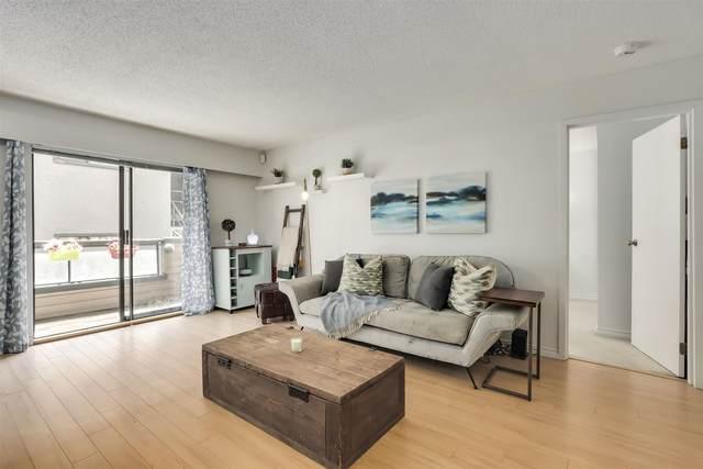 1930 W 3RD Avenue #204, Vancouver, BC V6J 1L1 (#R2606783) :: Ben D'Ovidio Personal Real Estate Corporation | Sutton Centre Realty