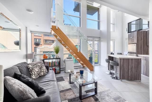 1 E Cordova Street #311, Vancouver, BC V6A 4H3 (#R2606790) :: Ben D'Ovidio Personal Real Estate Corporation | Sutton Centre Realty