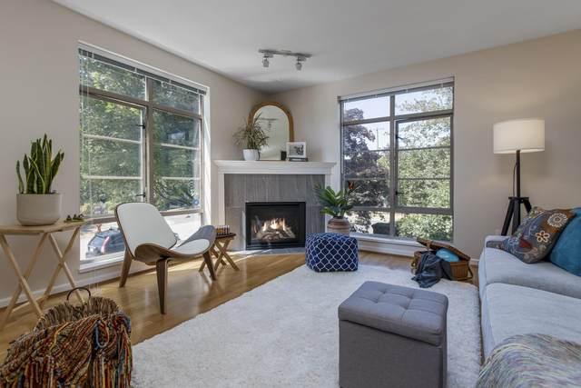 2490 W 2ND Avenue #203, Vancouver, BC V6K 1J6 (#R2606800) :: Ben D'Ovidio Personal Real Estate Corporation | Sutton Centre Realty