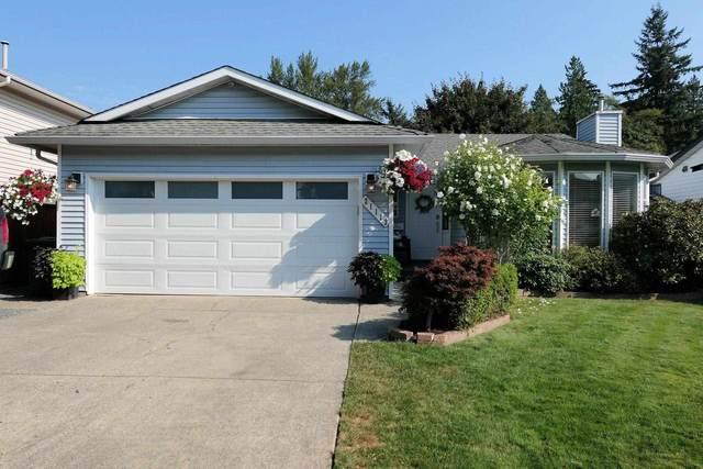 21113 93 Avenue, Langley, BC V1M 2B3 (#R2606818) :: Ben D'Ovidio Personal Real Estate Corporation | Sutton Centre Realty