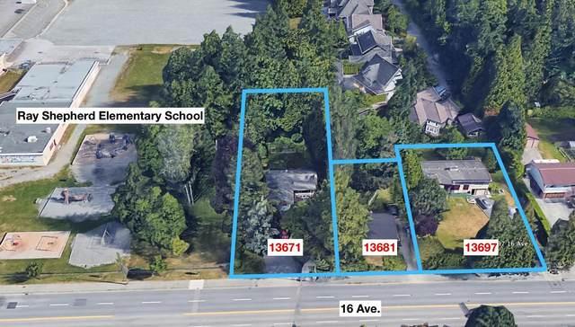 13671 16 Avenue, Surrey, BC V4A 1P7 (#R2606821) :: Ben D'Ovidio Personal Real Estate Corporation | Sutton Centre Realty