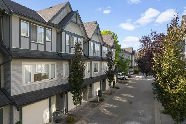 8737 161 Street #34, Surrey, BC V4N 5G3 (#R2606874) :: Ben D'Ovidio Personal Real Estate Corporation | Sutton Centre Realty