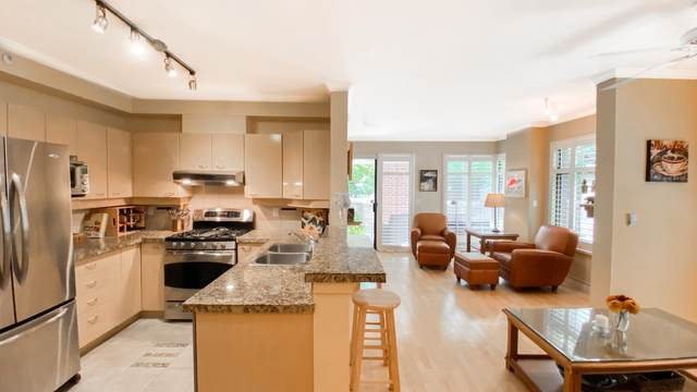 2228 Marstrand Avenue #109, Vancouver, BC V6K 4T1 (#R2606877) :: Ben D'Ovidio Personal Real Estate Corporation | Sutton Centre Realty