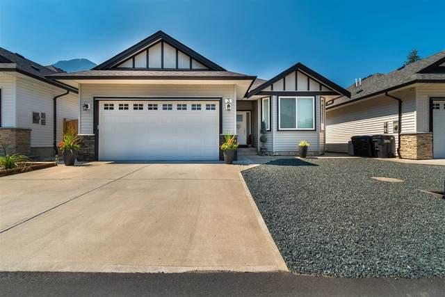 20118 Beacon Road #3, Hope, BC V0X 1L2 (#R2606902) :: Ben D'Ovidio Personal Real Estate Corporation   Sutton Centre Realty